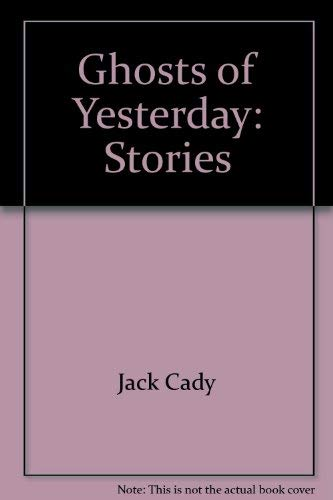 9781892389299: Ghosts of Yesterday: Stories