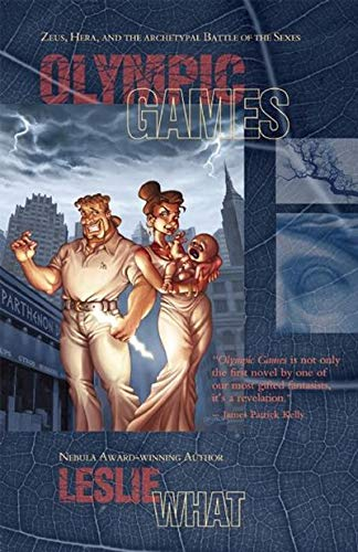 9781892391100: Olympic Games: Zeus, Hera, and the Archetypal Battle of the Sexes