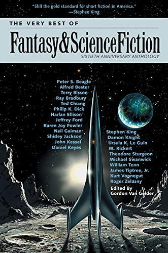 9781892391919: The Very Best of Fantasy & Science Fiction: Anthology