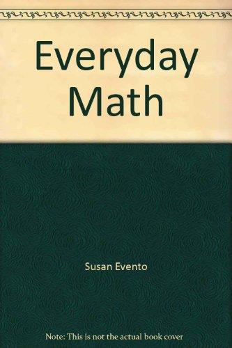 Everyday Math: Margie Burton; Cathy