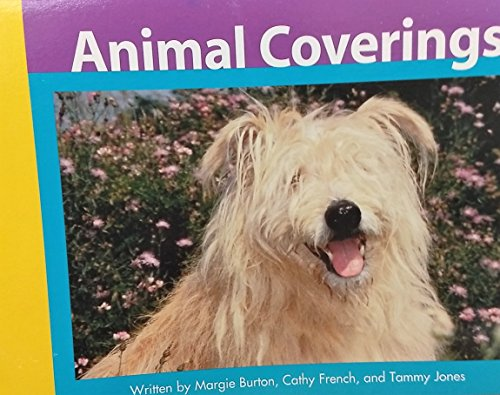 Animal Coverings: Cathy French; Margie
