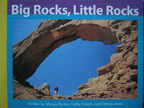 Big Rocks, Little Rocks: Margie Burton; Tammy