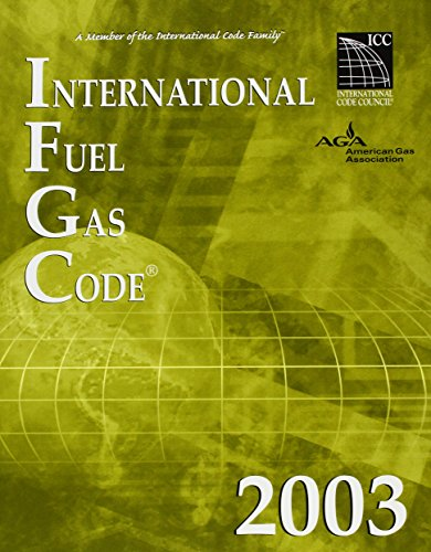9781892395665: 2003 International Fuel & Gascode (Softbound) (International Code Council Series)
