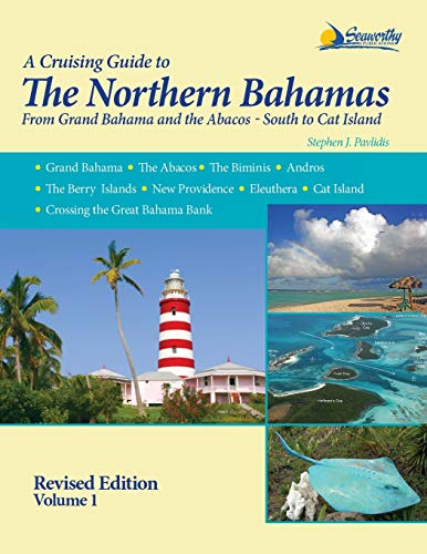 9781892399281: 1: A Cruising Guide To The Northern Bahamas