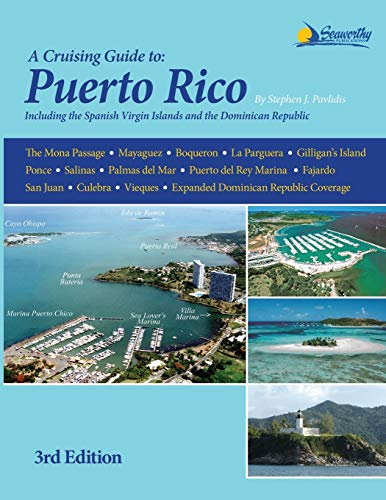 9781892399397: A Cruising Guide to Puerto Rico