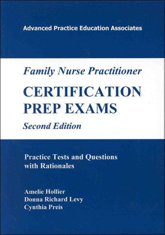 9781892418029: Family Nurse Practitioner Certification Prep Exams