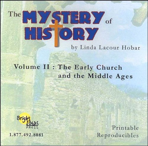 9781892427267: Mystery of History Volume 2 Reproducibles CD-ROM