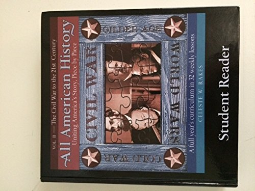 9781892427427: All American History Student Reader Volume 2