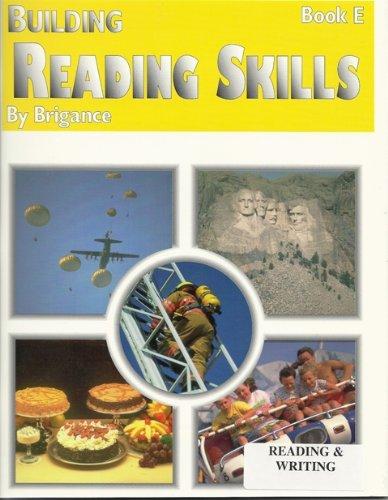 Building Reading Skills Book E: Albert H. Brigance