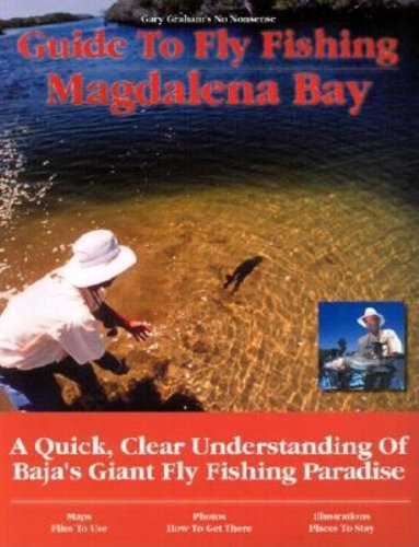 9781892469083: Guide to Fly Fishing Magdalena Bay