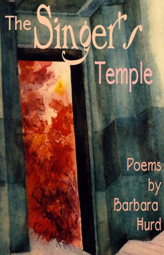 9781892471208: The Singer's Temple (Bright Hill Press Poetry Book Award Series)