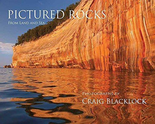 Pictured Rocks (Souvenir Edition): From Land and Sea (9781892472250) by [???]