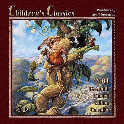 9781892473714: Children's Classics 2004 Wall Calendar