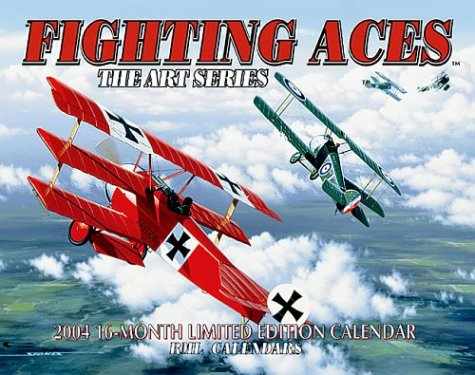 9781892473745: Fighting Aces 2004 Wall Calendar
