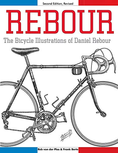 9781892495815: Rebour: The Bicycle Illustrations of Daniel Rebour