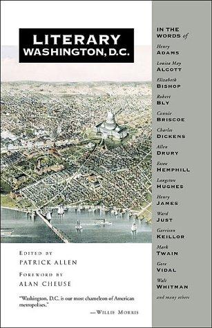9781892514639: Literary Washington, D.C.