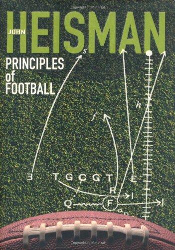 9781892514998: Principles of Football