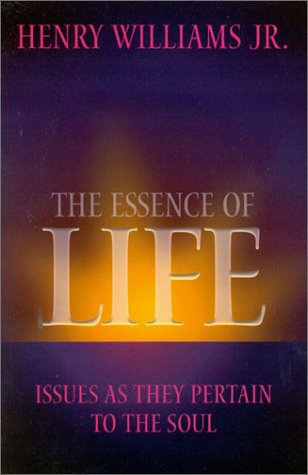 9781892525529: The Essence of Life