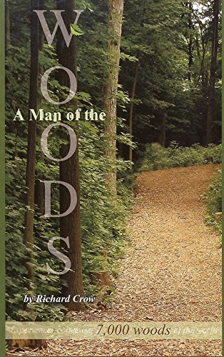 A Man of the Woods: Experiences Collecting 7,000 Woods of the World: Richard Crow