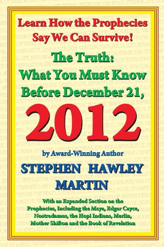 The Truth: What You Must Know Before: Martin, Stephen Hawley
