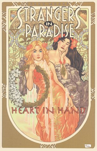 Strangers In Paradise Book 12: Heart In Hand