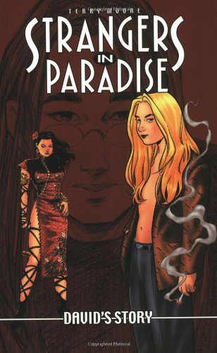 9781892597250: Strangers In Paradise Book 14: David's Story (Strangers in Paradise (Graphic Novels))