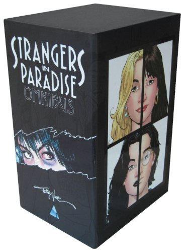 Strangers In Paradise Omnibus Edition SC: Moore, Terry