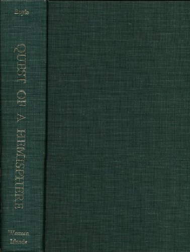 Quest of a Hemisphere: Donzella Cross Boyle