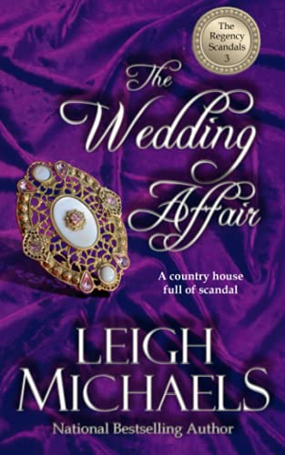 9781892689269: The Wedding Affair: The Regency Scandals