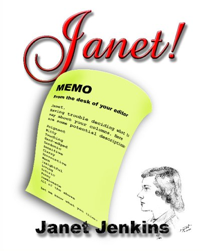 9781892689412: Janet!