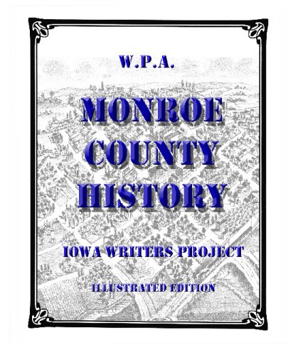 9781892689641: Monroe County History: Work Projects Administration