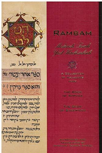 Rambam Mishneh Torah: A Collection of Halachos: Avraham Yaakov Finkel