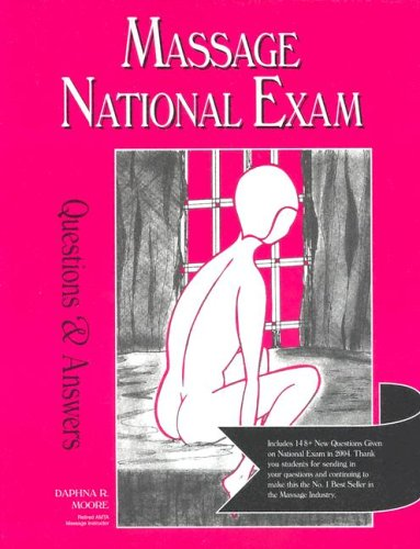 9781892693068: Massage National Exam: Questions & Answers
