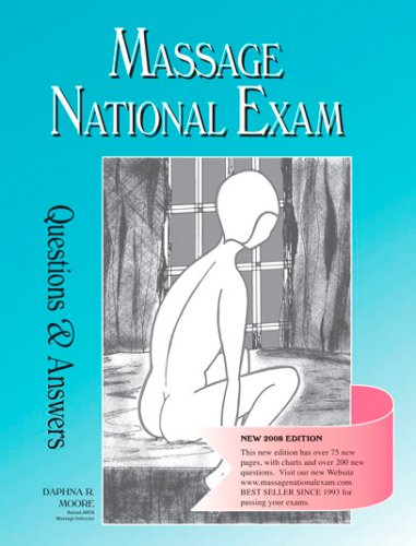 9781892693365: Massage National Exam Questions and Answers 2008