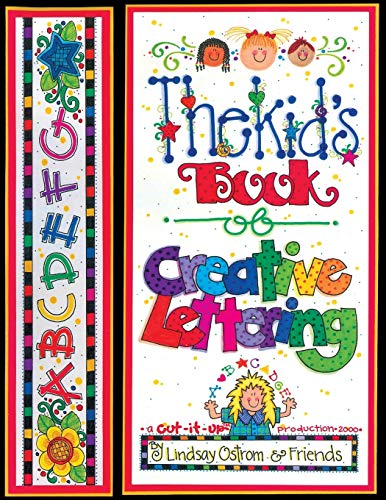 9781892726100: Kid's Book of Creative Lettering