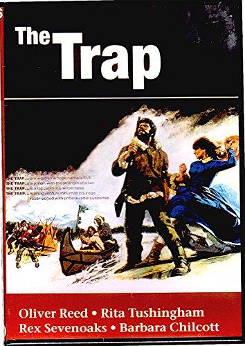 9781892738615: THE TRAP, REGION 1 IMPORT, OLIVER REED, RITA TUSHINGHAM