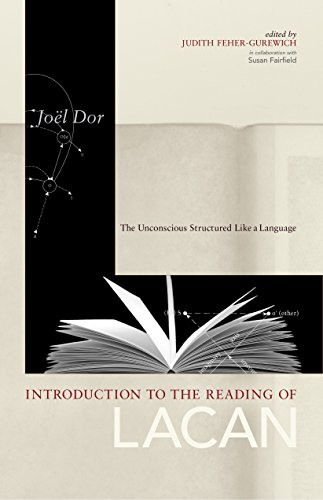 9781892746047: Introduction to the Reading of Lacan: The Unconscious Structured Like a Language (Lacanian Clinical Field)