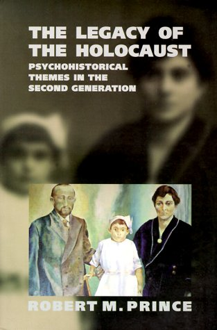 The Legacy of the Holocaust (Research in Clinical Psychology)