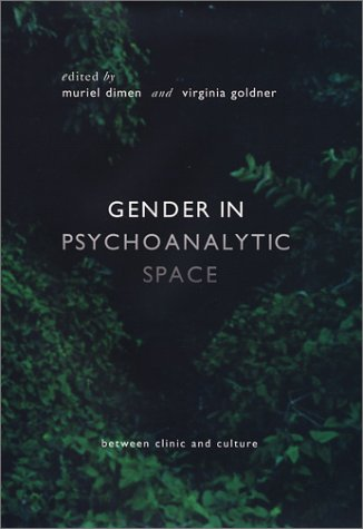 9781892746849: Gender in Psychoanalytic Space (Contemporary Theory)