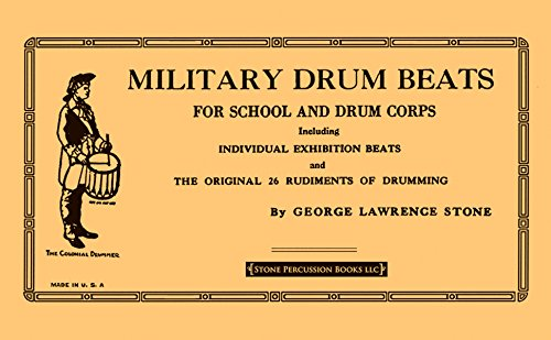 9781892764034: Military Drum Beats: For School and Drum Corps