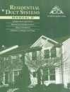 Residential Duct Systems Manual D
