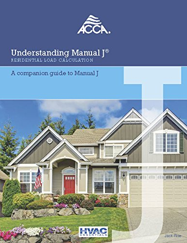 Understanding Manual J® Residential Load Calculation, A: Jack Rise and
