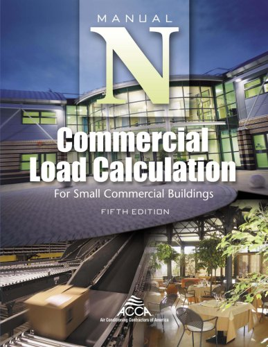 Manual N Commercial Load Calculations By Hank Rutkowski