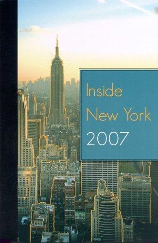 9781892768384: Inside New York 2007