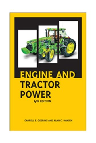 Engine and Tractor Power: Alan C. Henson;