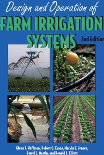 9781892769640: Design And Operation Of Farm Irrigation Systems