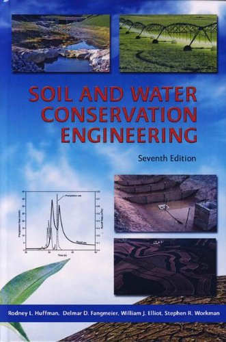 9781892769862: Soil and Water Conservation Engineering, Seventh Edition