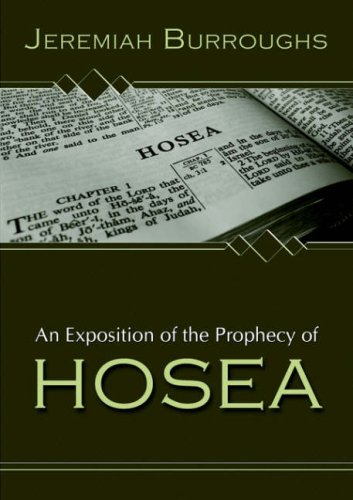 9781892777942: An Exposition of the Prophecy of Hosea