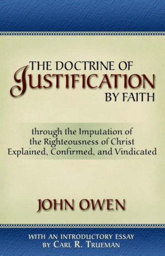9781892777973: The Doctrine of Justification by Faith