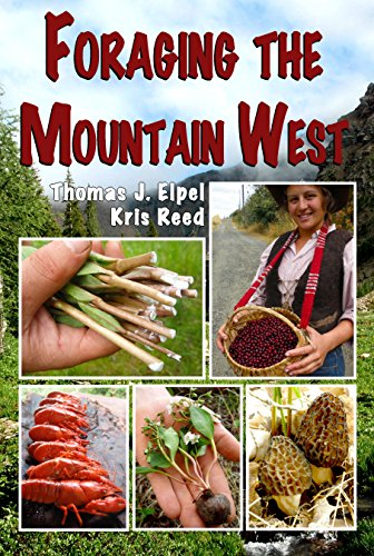 9781892784360: Foraging the Mountain West: Gourmet Edible Plants, Mushrooms, and Meat